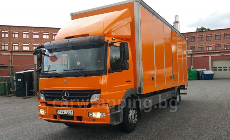 Mercedes Atego - Best - 1