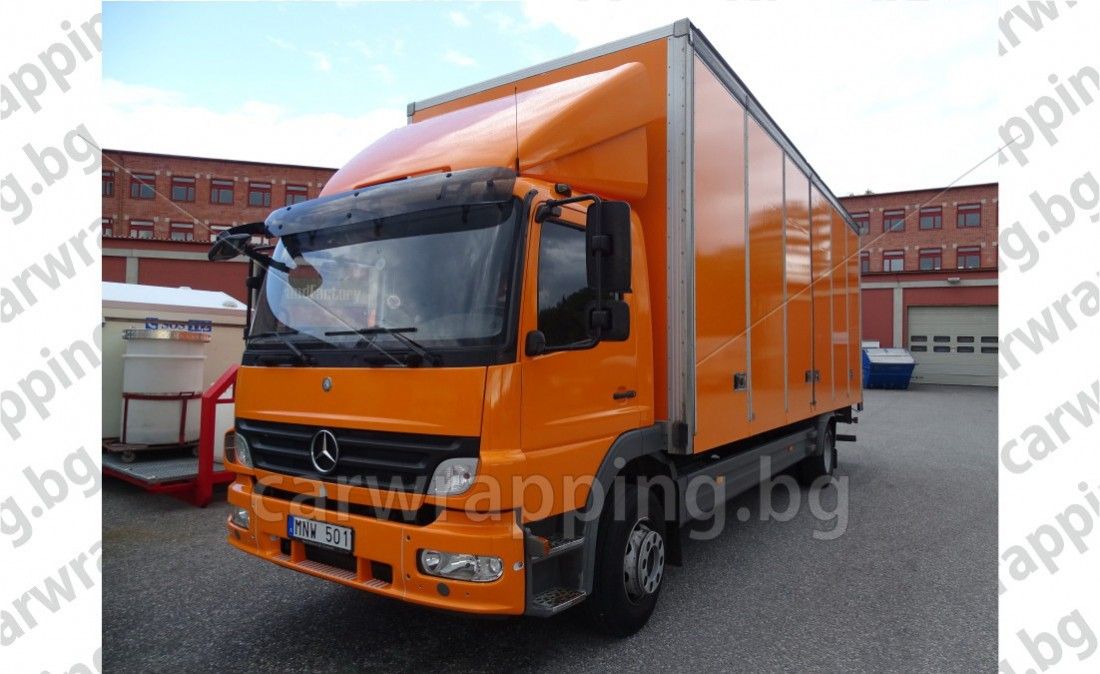 Mercedes Atego - Best - 13