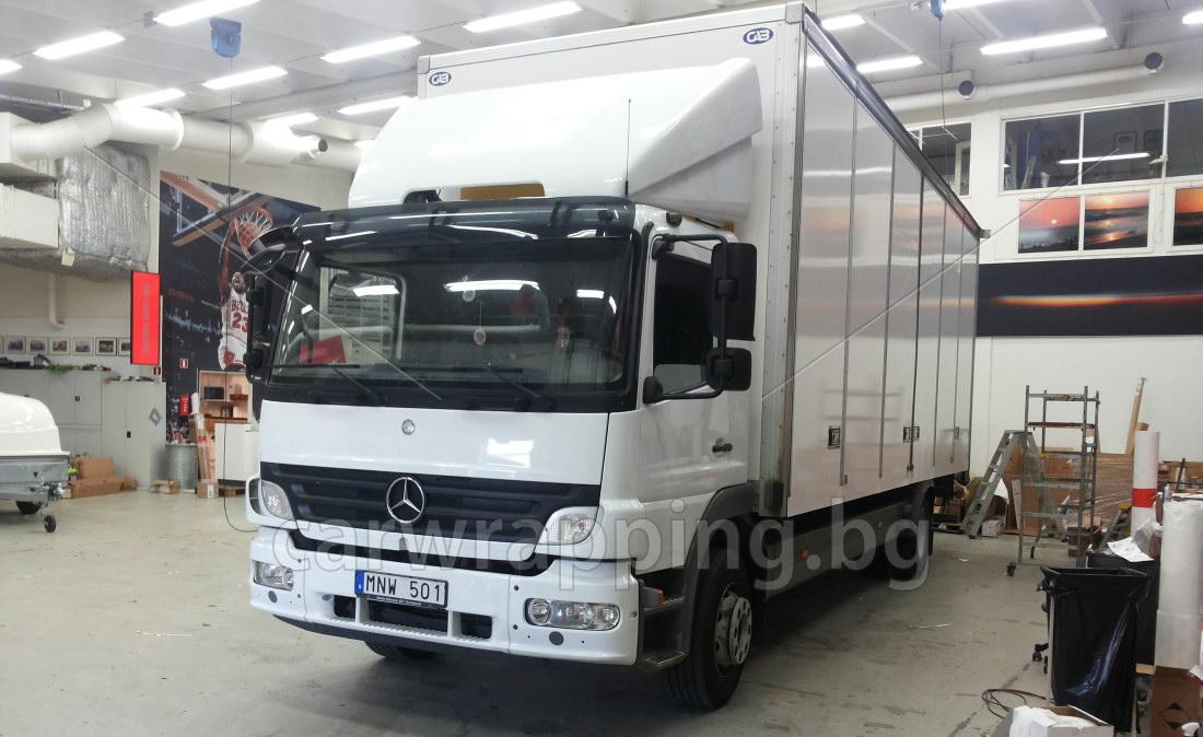 Mercedes Atego - Best - 2