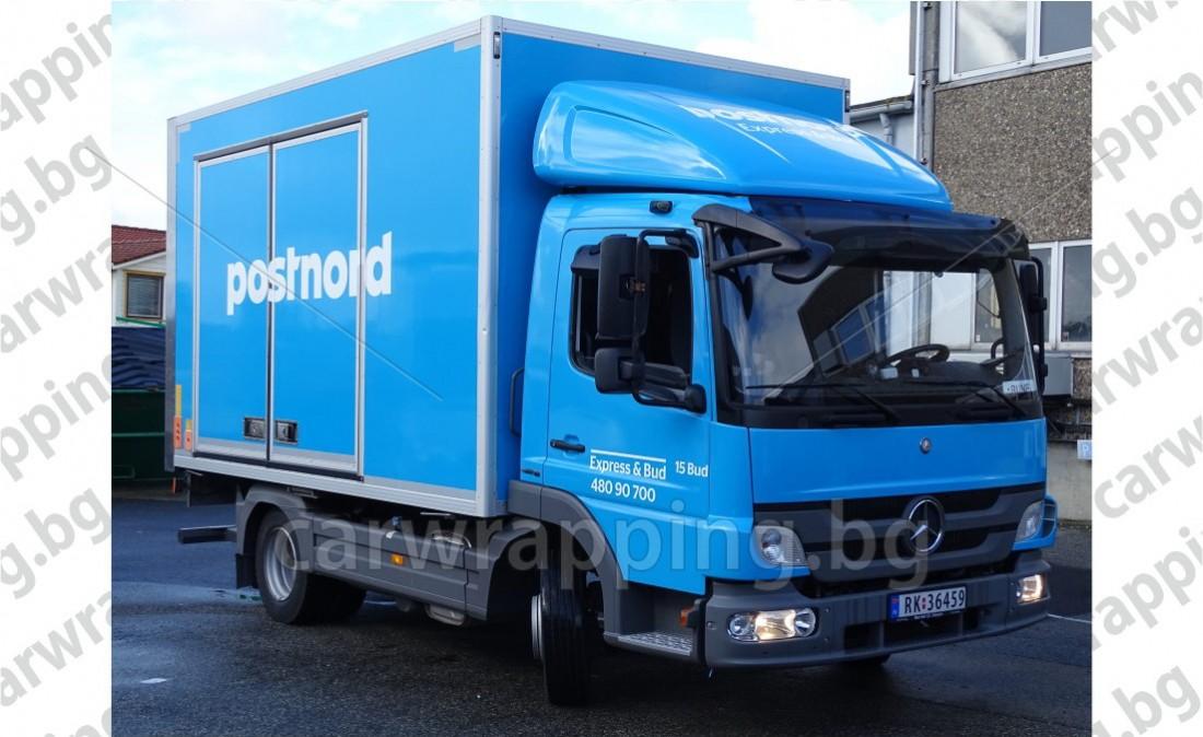 Mercedes Atego - Postnord - 8