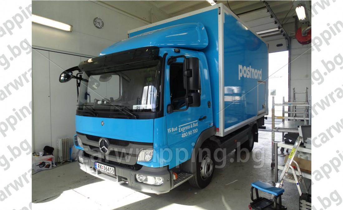 Mercedes Atego - Postnord - 9