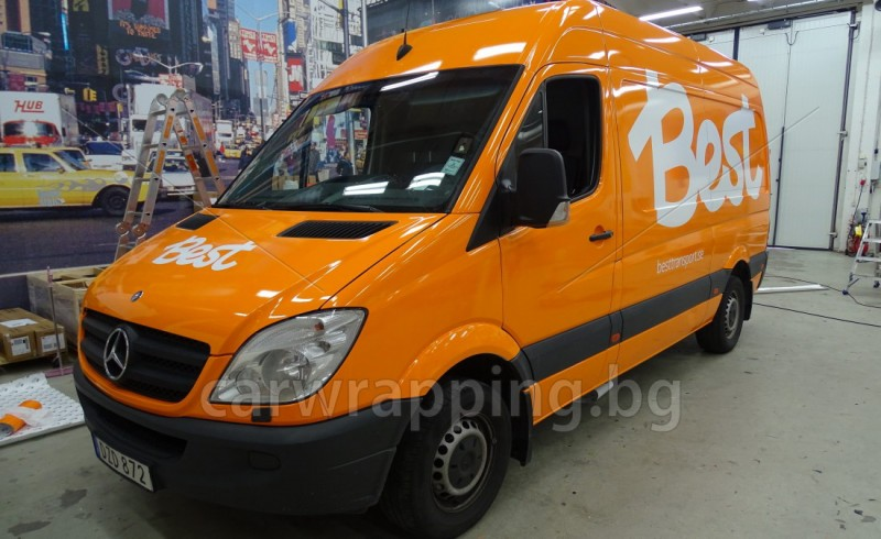 Mercedes Sprinter - Best - 1