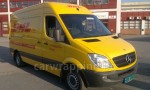 Mercedes Sprinter - DHL - 1