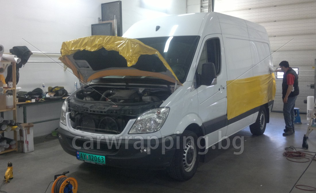 Mercedes Sprinter - DHL - 2