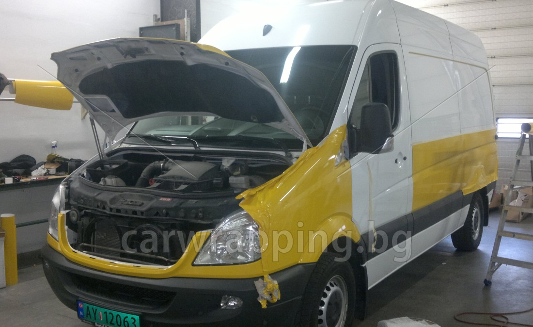 Mercedes Sprinter - DHL - 3