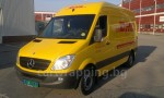 Mercedes Sprinter - DHL - 6