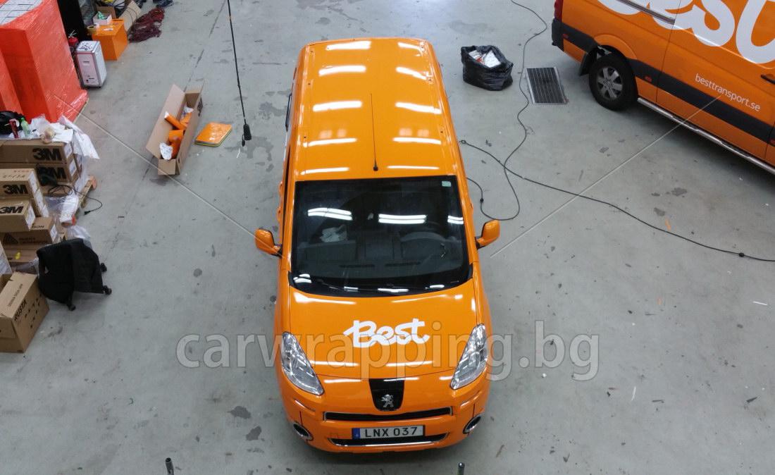 Peugeot Partner - Best -  11
