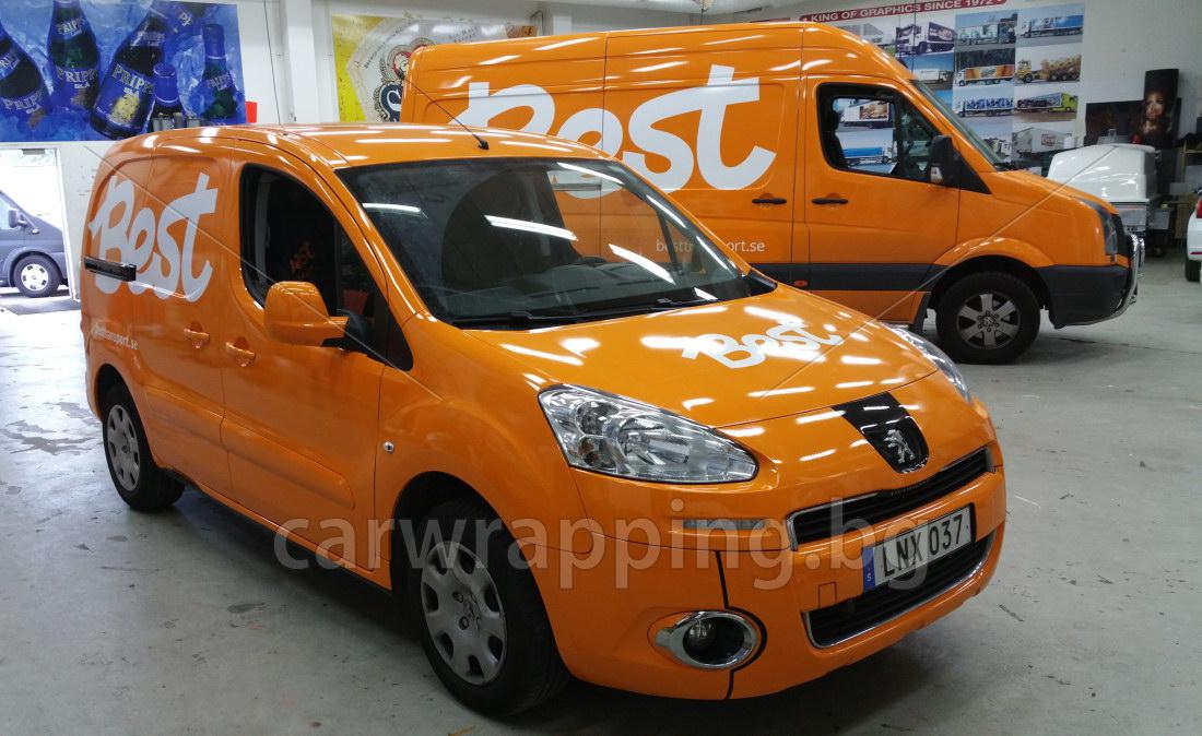 Peugeot Partner - Best -  12