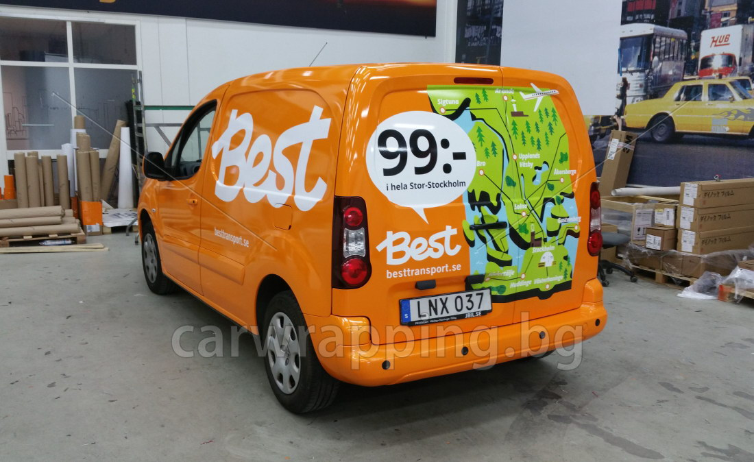 Peugeot Partner - Best -  14