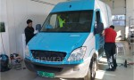 Postnord - DPD vans - 11