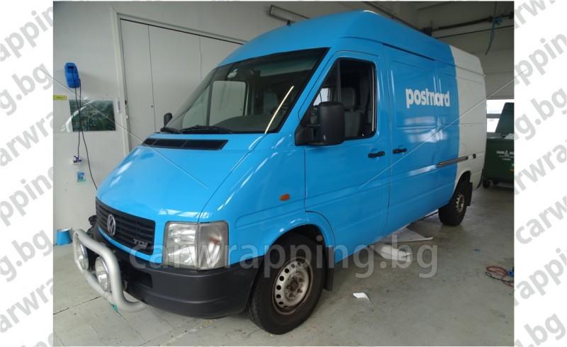 Postnord - DPD vans - 20
