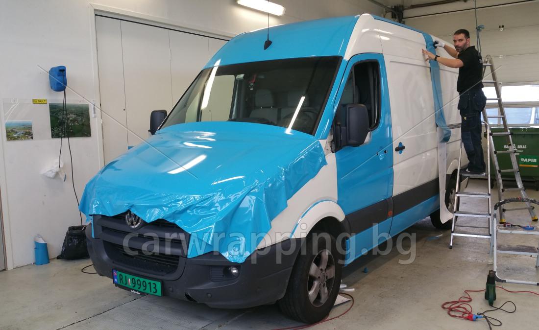 Postnord - DPD vans - 3