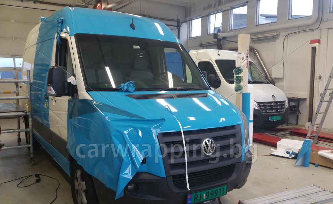 Postnord - DPD vans - 4