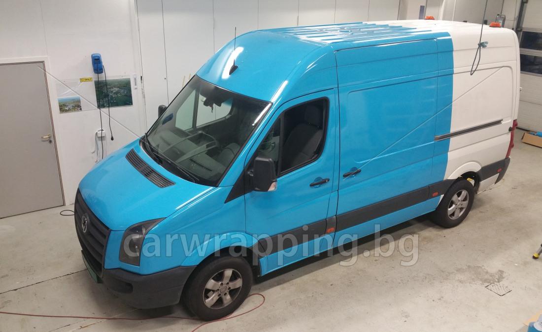 Postnord - DPD vans - 5