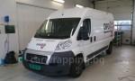 Postnord - DPD vans - 6