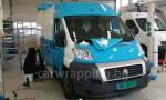 Postnord - DPD vans - 8
