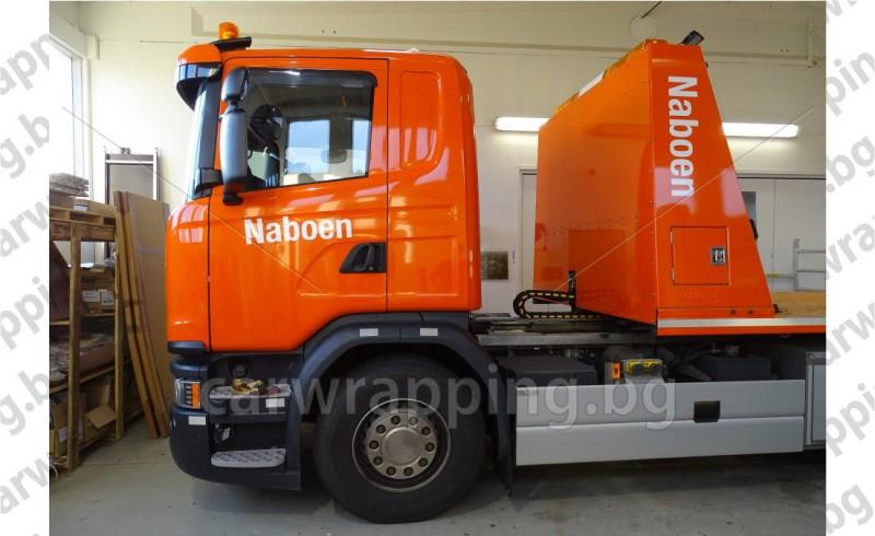 Scania - Naboen - 1