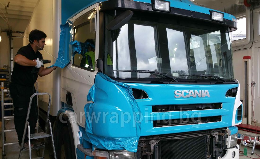 Scania P 270 - Postnord - 4
