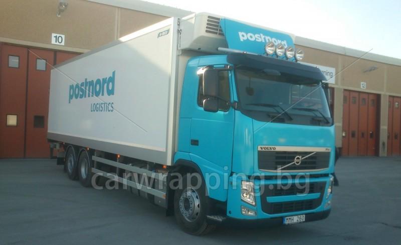 Trucks in Sweden  - 1
