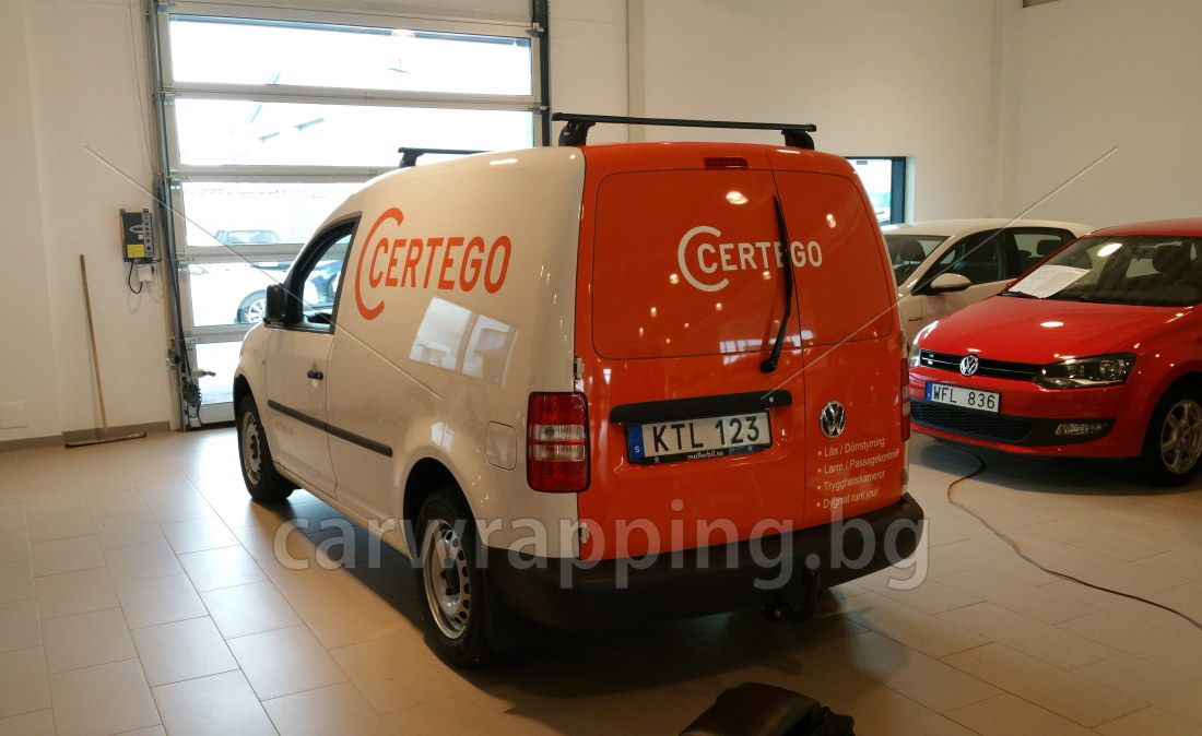 VW Caddy - Certego - 14