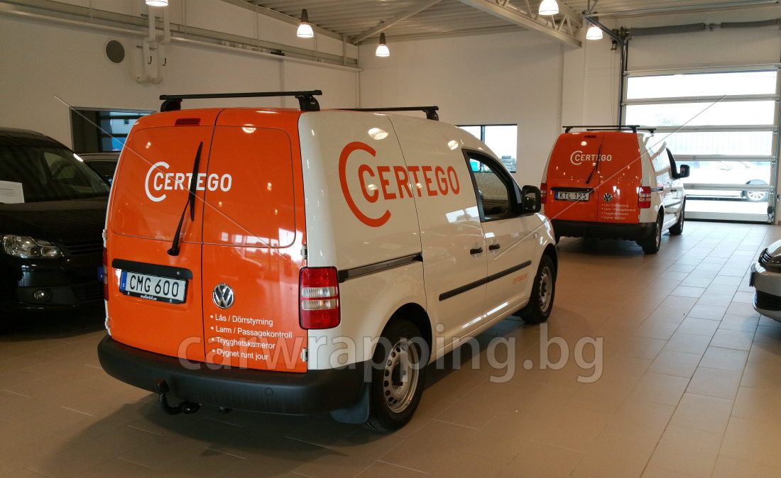 VW Caddy - Certego - 16