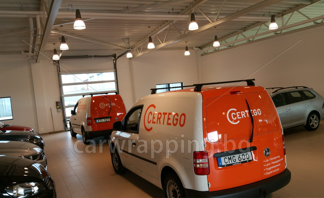 VW Caddy - Certego - 17