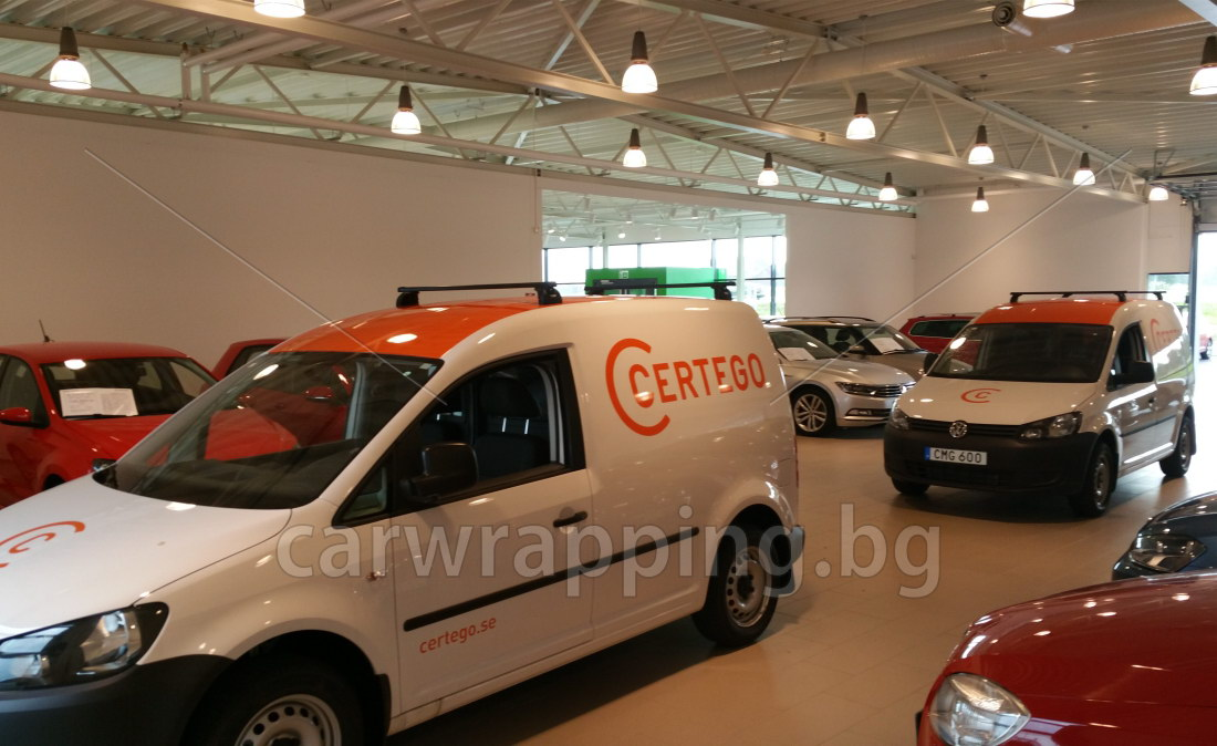 VW Caddy - Certego - 19