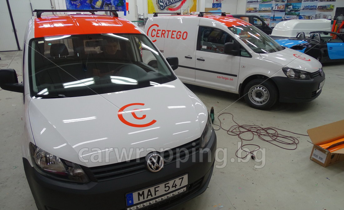 VW Caddy - Certego - 3