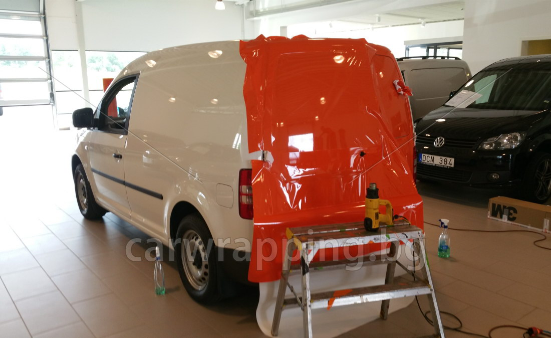 VW Caddy - Certego - 8