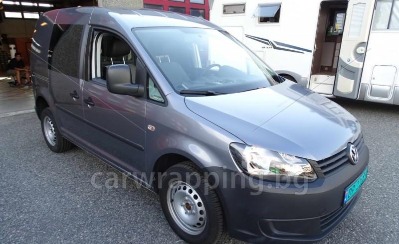 VW Caddy - Get - 1