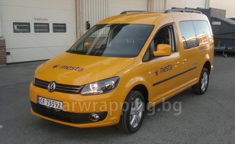 VW Caddy Maxi - Mesta - 1