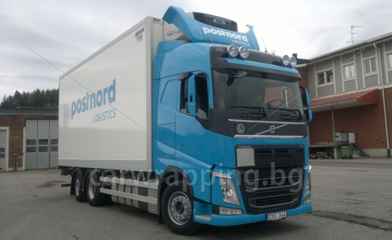 Volvo FH - Postnord - 1
