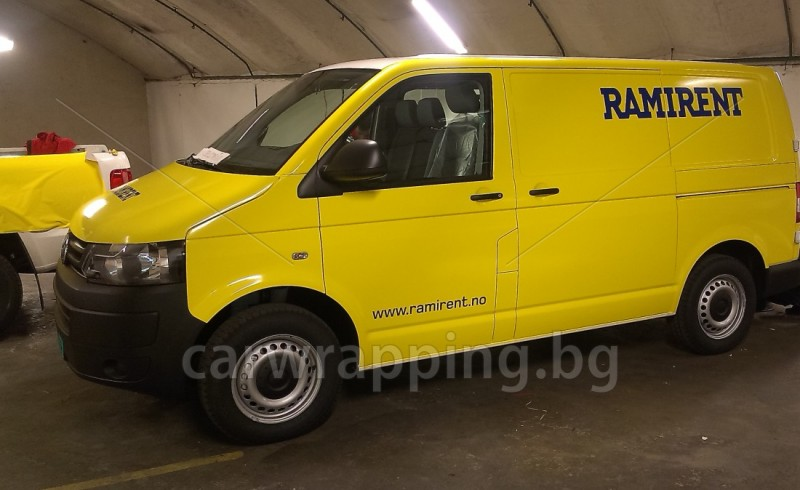Vw Transporter - RAMIRENT - 1