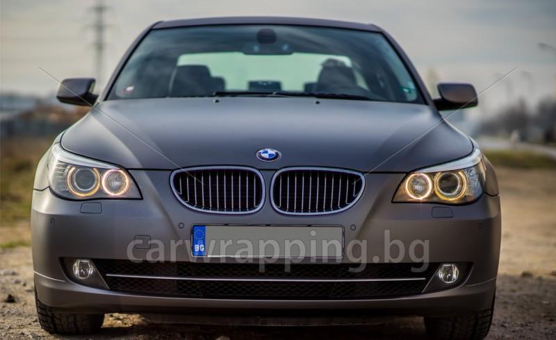BMW 5 Series E60 - 1