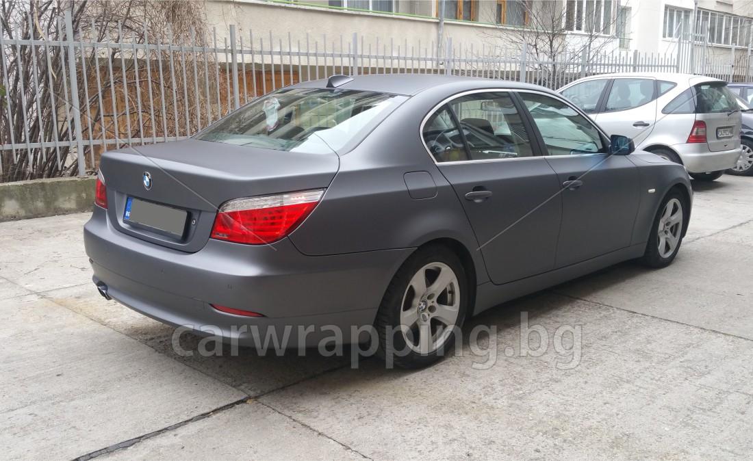 BMW 5 Series E60 - 11