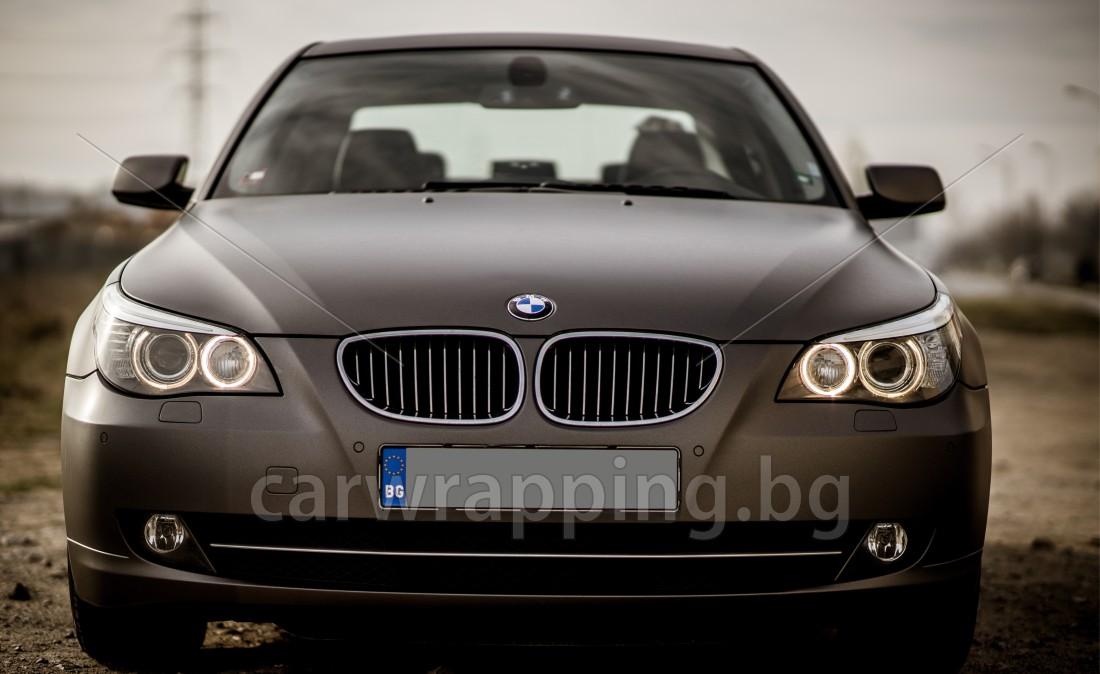 BMW 5 Series E60 - 12