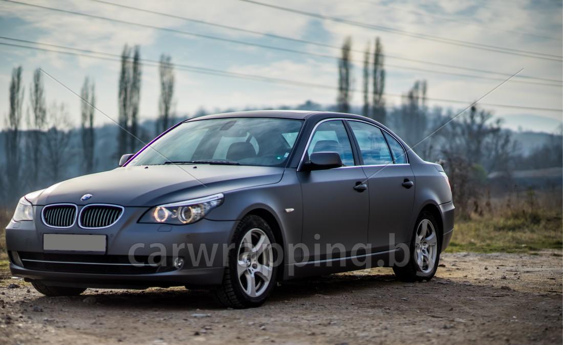 BMW 5 Series E60 - 2