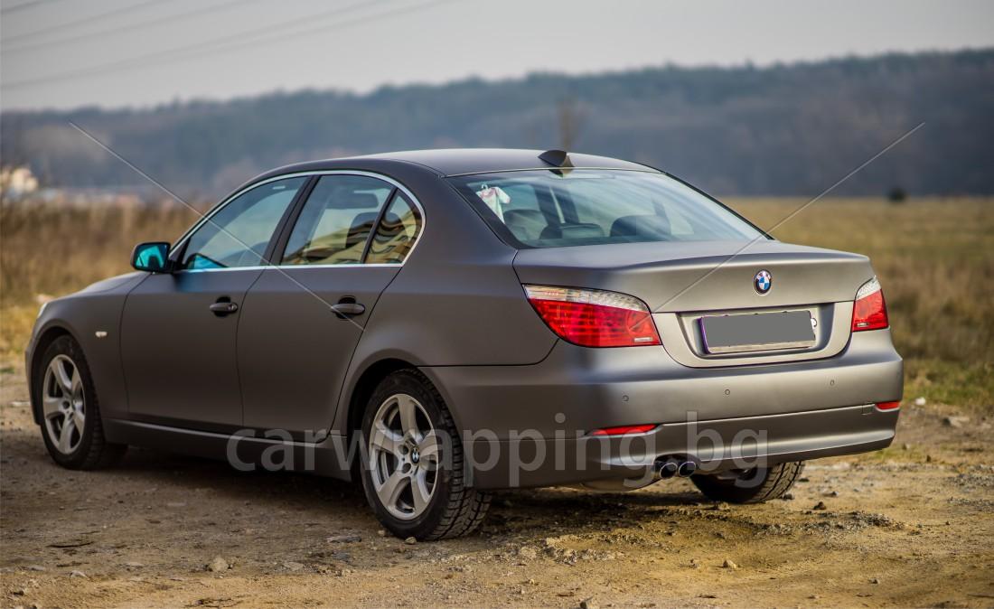 BMW 5 Series E60 - 3