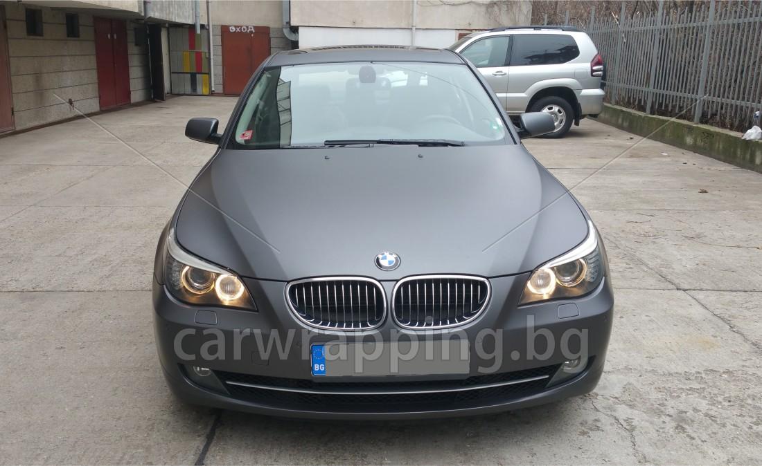 BMW 5 Series E60 - 9
