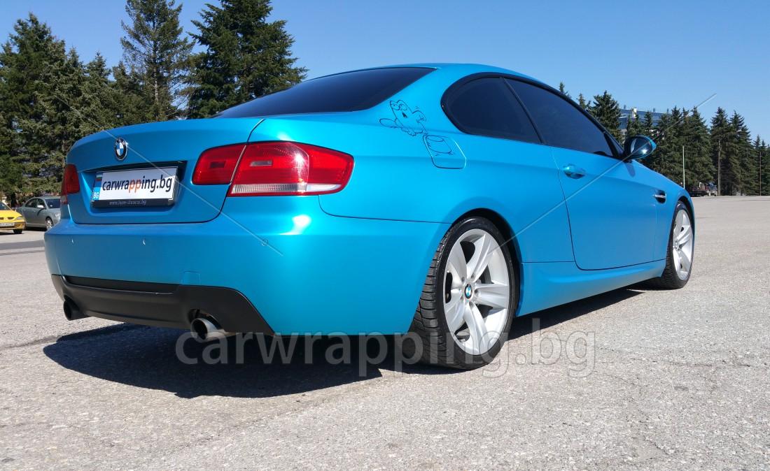 BMW E92 Coupe - 3
