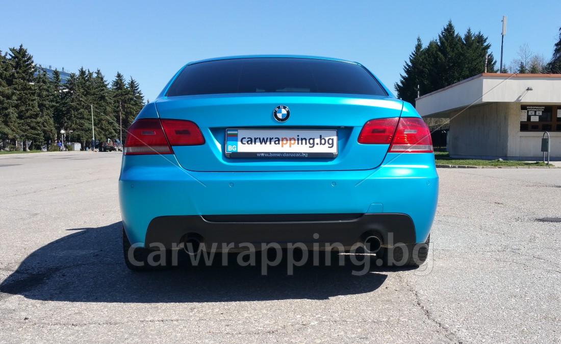 BMW E92 Coupe - 4