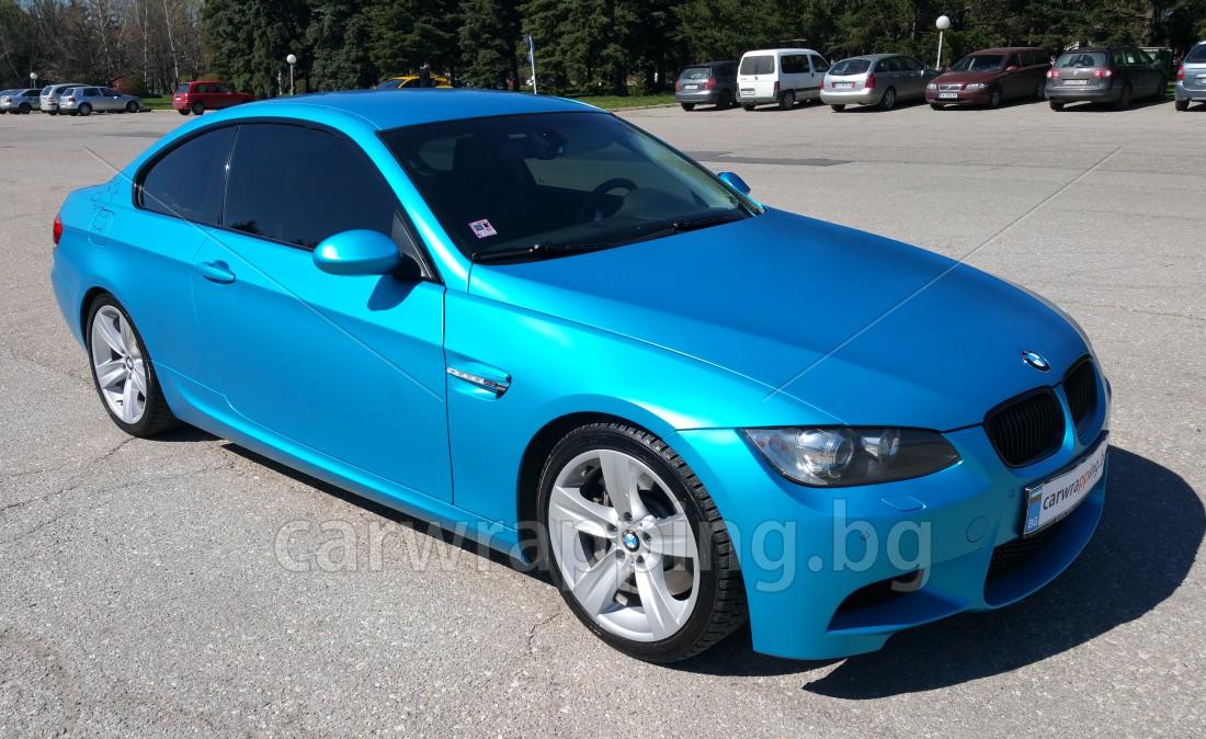 BMW E92 Coupe - 7