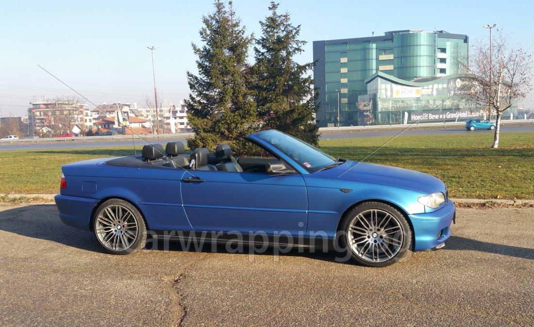BMW e46 Cabrio - 1