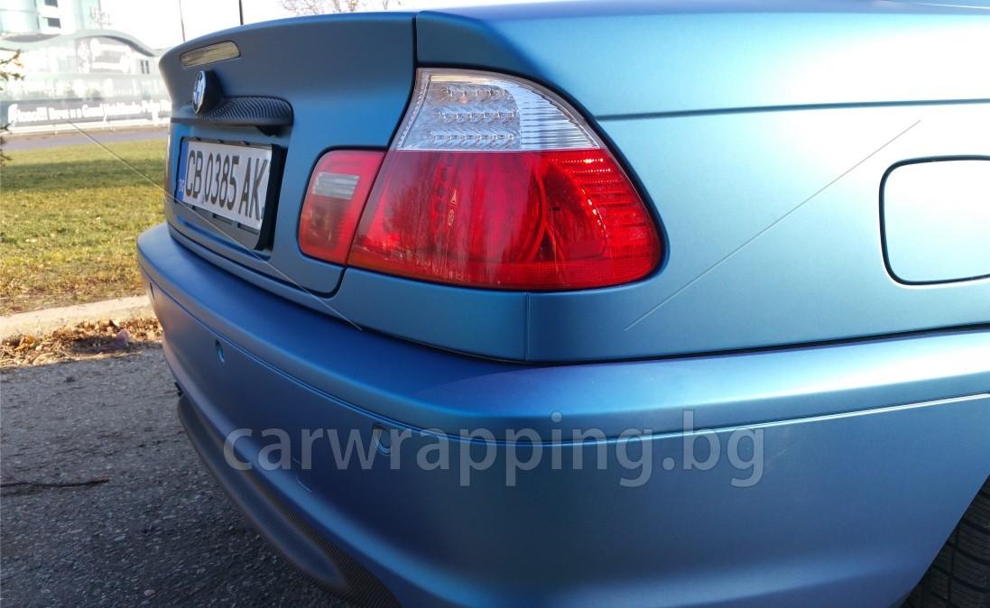 BMW e46 Cabrio - 7