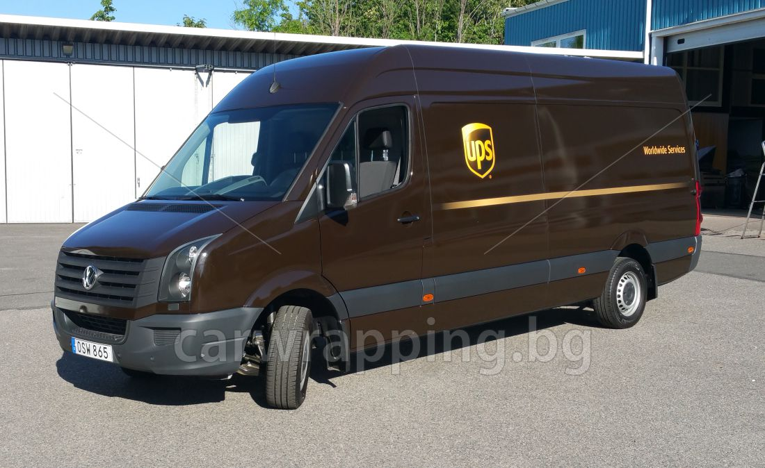 VW Crafter - UPS_10
