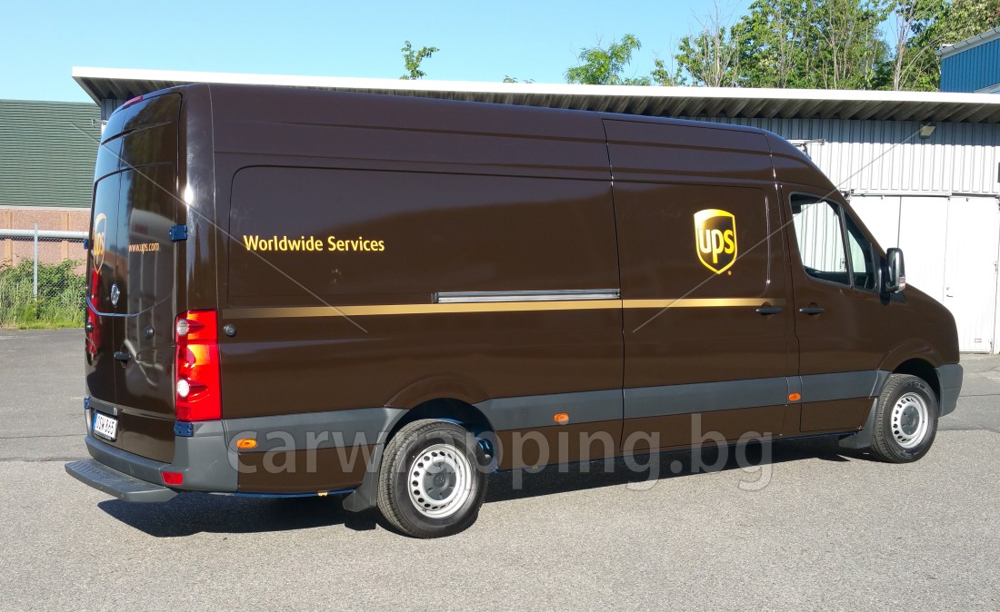 VW Crafter - UPS_8