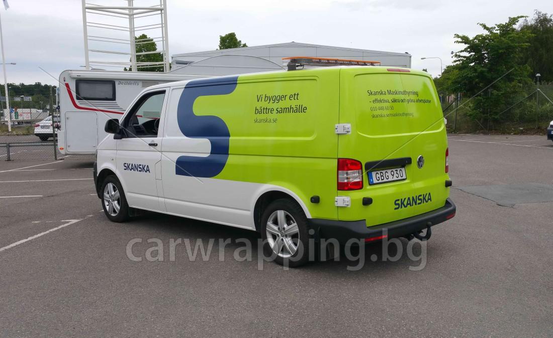 VW Transporter - Skanska_4