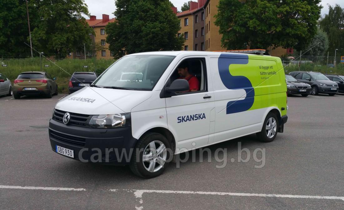 VW Transporter - Skanska_6
