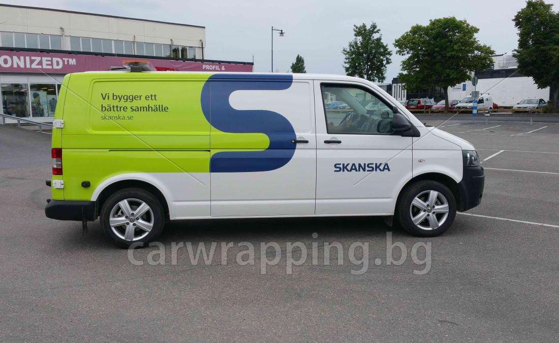 VW Transporter - Skanska_7