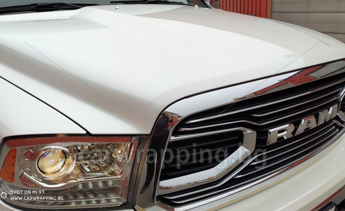 Dodge RAM 1500 Laramie LongHorn - 11